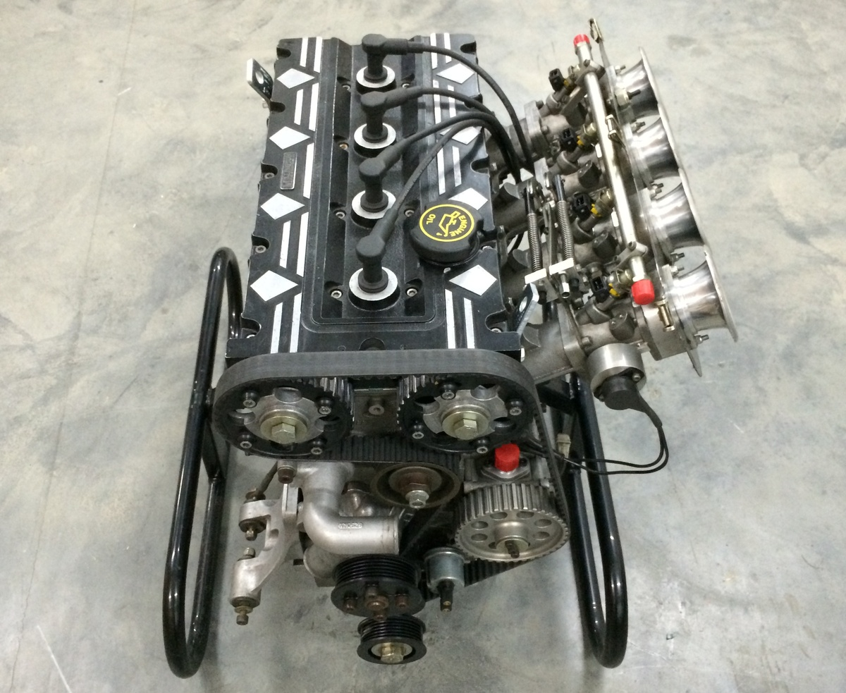 Millington Diamond Cosworth Engine Is Finally Here