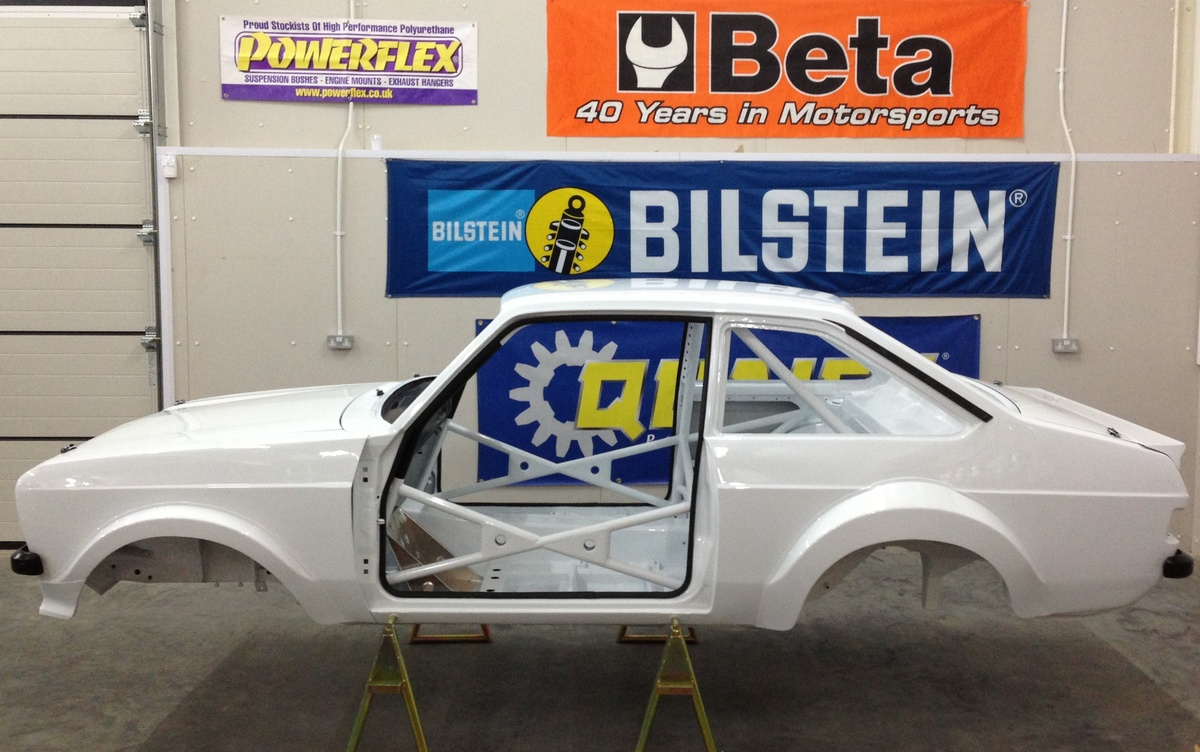 Escort Mk2 Rally Car Build Modern Spec - Page 1 - Readers\' Cars ...