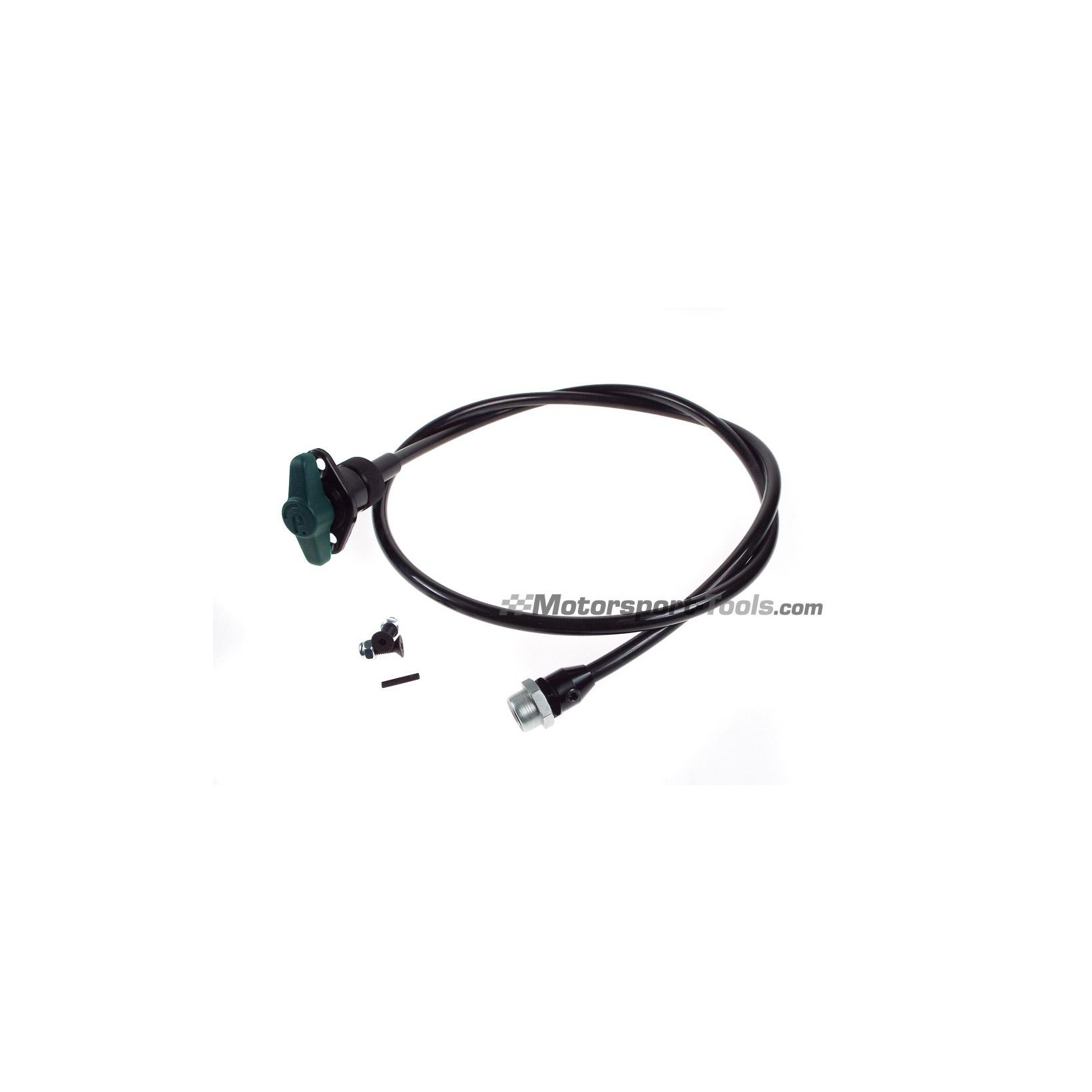 Racetech 3ft 9in Long Brake Bias Balance Bar Cable Adjuster F1 Spec
