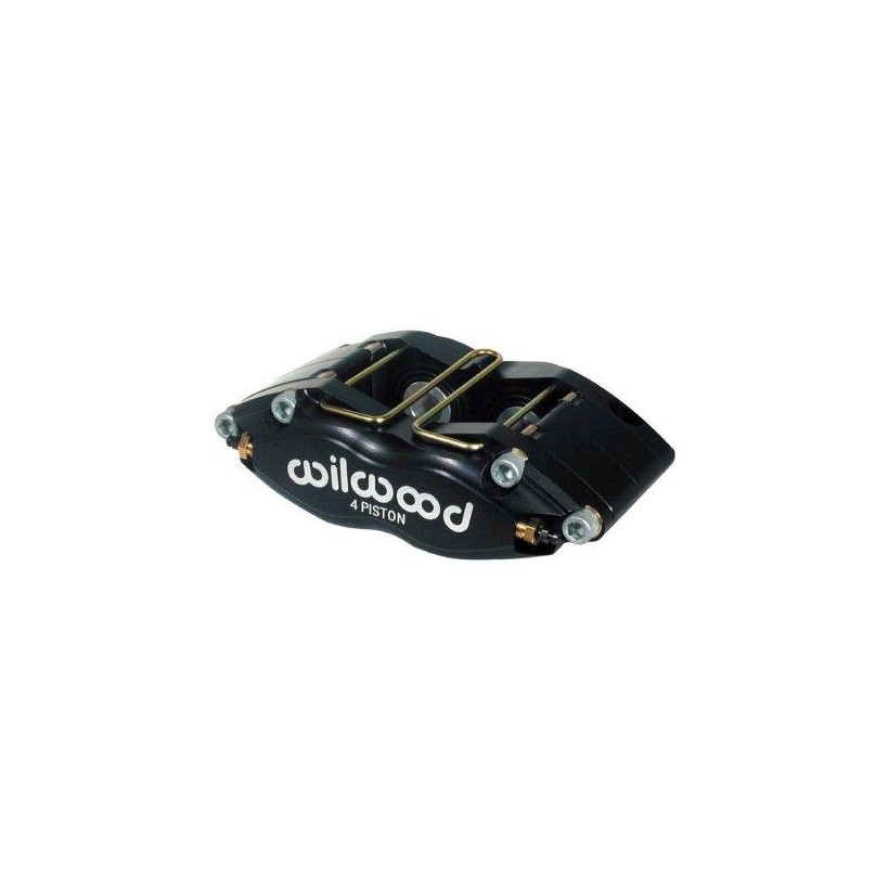 Wilwood Forged Midilite 4 Pot Brake Caliper Radial Mount
