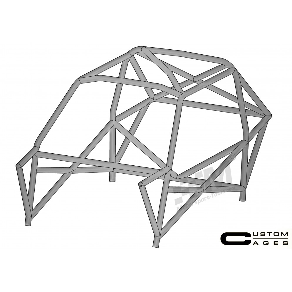 Roll Cages - Body Shell - Mk1 & Mk2 Parts Escort