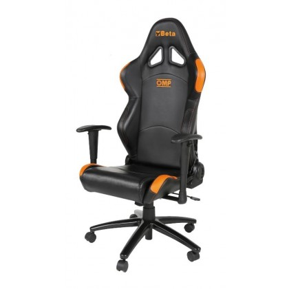 Beta Special Edition Office Chair By OMP Racing Italy - 9563P SIM RACING Gaming