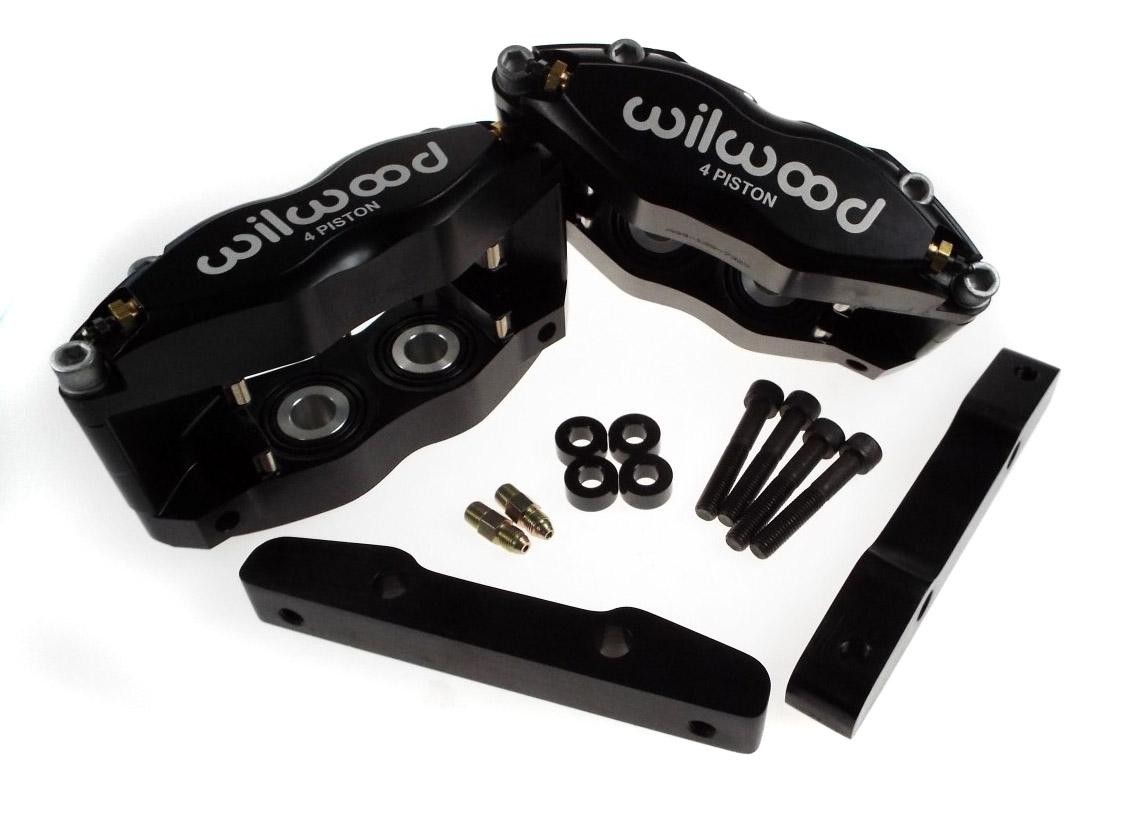 Wilwood Brake Calipers Best 2018 Disc Kitfront Rear6569 Mustangblack Ebay Rear Big Kit 88 00 Civic 90 01 Integra Jdm Honda