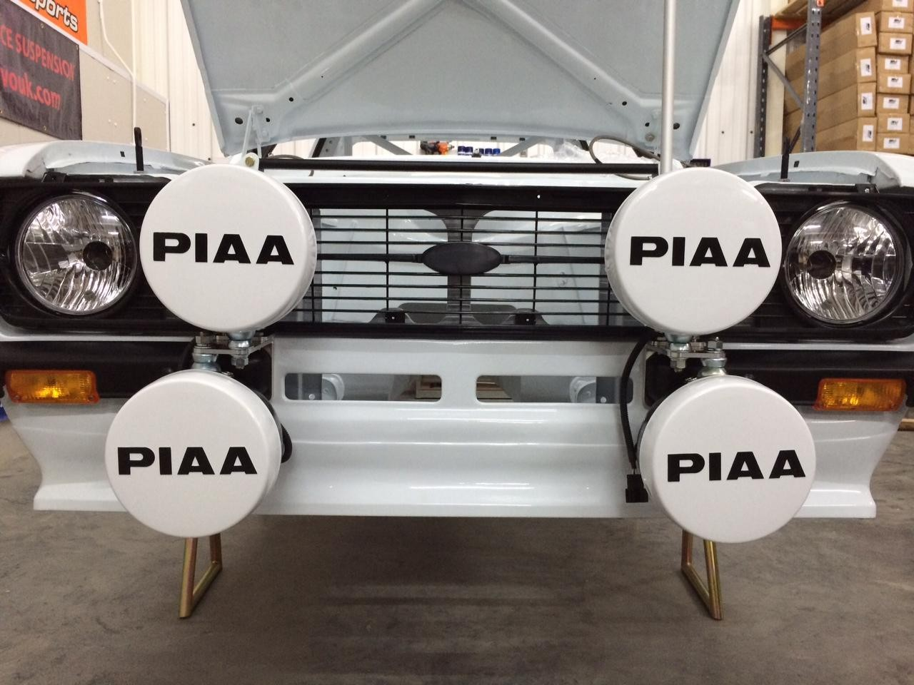 Piaa Competition 80 Series Fog Lamp Light With Bulb And