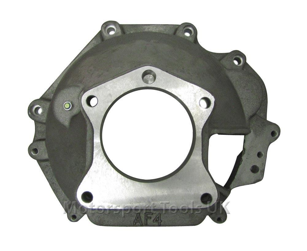 Escort Mk1 Mk2 - For Vauxhall XE to For Ford Gearbox Alloy Bellhousing  Standard