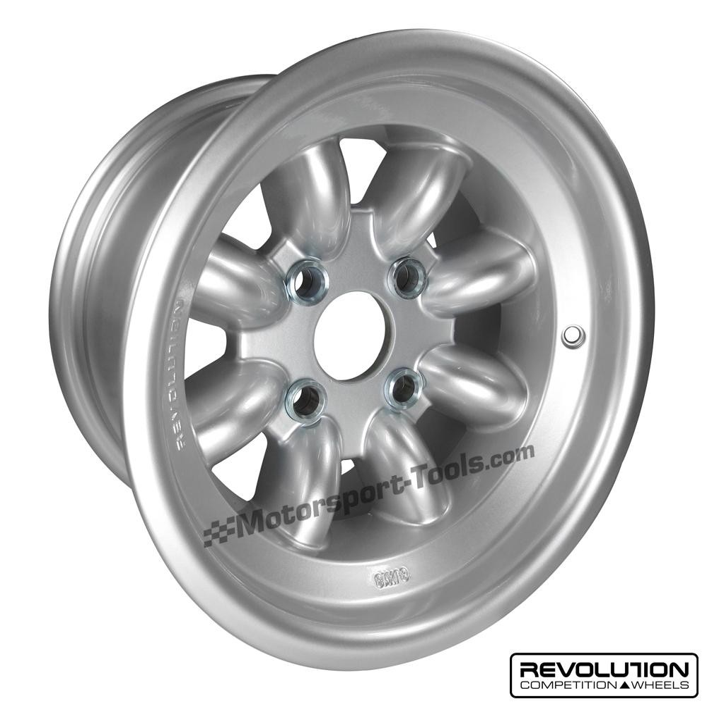 Revolution 8 Spoke Classic Rally Alloy Wheels 13 Quot X8 Escort