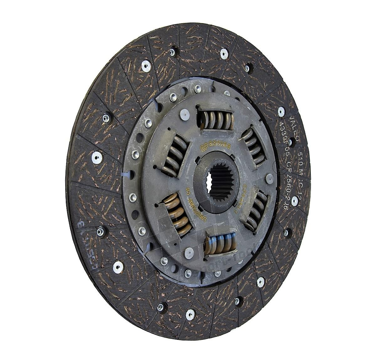 Engine Clutch Plate : Ap racing competition clutch drive plate escort mk pinto