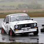 First Rally for the Motorsport-Tools Escort Mk2