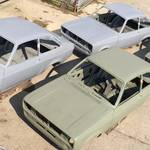 More NEW Escort Mk2 Bodyshells came in today!